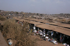 The largest market in Africa, or so they say