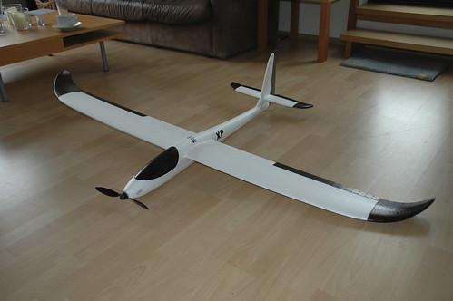 plane flying model modellflug