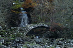 Ruined Bridge (Nikarius) Tags: bridge scotland waterfall ruins glenlyon