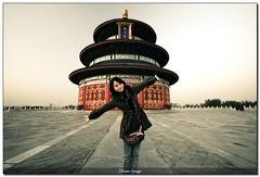 (Shawn_Chen) Tags: china beijing vivian 1020 tiantan superwideangle d80
