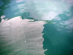 sail reflections (crazykanga) Tags: beach water reflections kenya photofaceoffwinner abstractartaward pfogold