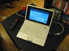 Presentation Using ASUS Eee PC 701