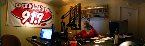 Call FM Studio in Cutler Bay, Miami, Florida, USA