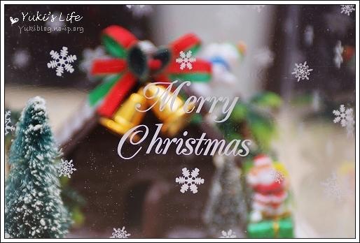 [驚喜]老公手作→聖誕巧克力屋 & 爸媽給的生日祝福