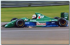 Andrea de Cesaris Jordan 191 Ford F1 Silverstone British GP 1991 (Antsphoto) Tags: uk classic ford car speed de one kodak britain andrea grand f1 racing historic jordan grandprix prix silverstone formulaone formula fujifilm british 1991 motorsports formula1 motorracing 1990s 7up gp 191 motorsport racingcar autosport carracing sevenup motoracing f1car formulaonecar cesaris britishgp canoneos600 gpcar f1worldchampionship andreadecesaris antsphoto fiaformulaoneworldchampionship anthonyfosh canoneos60035mm