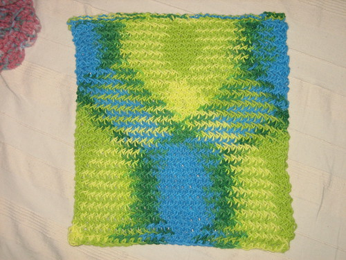 My So Called Washcloth