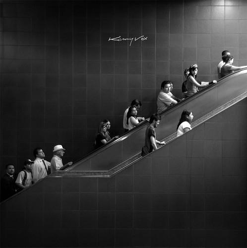 Escala de Mirones  //   ¬¬ by Kenny Vox