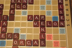 Four in a row! (Momomoto) Tags: games scrabble clever