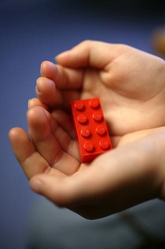 50 jaar basis-Lego-blok