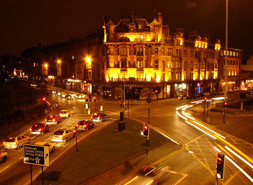 St. George's Cross Mansions, Glasgow