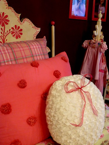 pink dreams bedding (by champagne.chic)