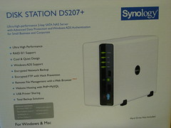 Synology 207+ (by PiAir (Old Skool))