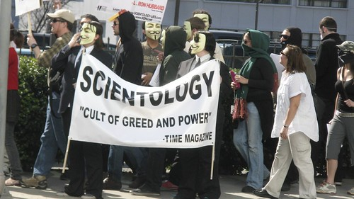 Anonymous vs. Scientology