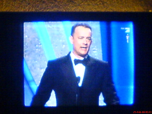 Oscars - Tom Hanks