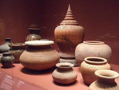 Sackler Gallery_Southeast Asian Pottery Collection (catface3) Tags: art washingtondc smithsonian dc pottery museums asianart mekongriver sacklergallery catface3