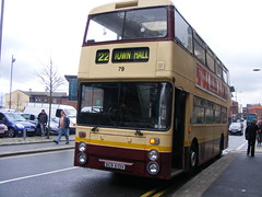 Chester 79 BCB613V (Pimlico Badger) Tags: bus preserved sthelens pvp 79 583 6690 northerncounties leylandfleetline chestercitytransport bcb613v 000checkfav 014mar10vogon 000checkviews