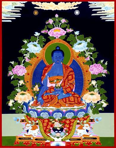 Bhaisjyaguru Buddha