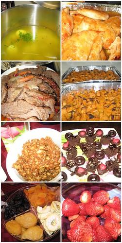 Seder Foods - Yummy!