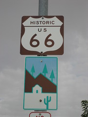 Route 66 Holbrook (Andrew D M) Tags: arizona route66 holbrook