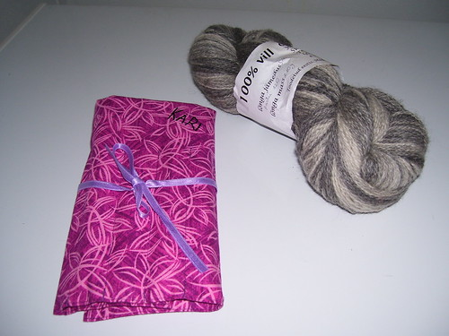 DPN case and Wool from Estonia