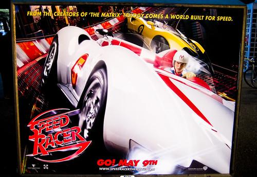 Speed Racer Meteoro película