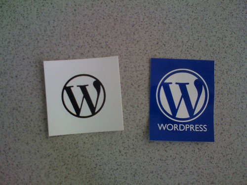 Got WordPress by Javier Aroche, on Flickr