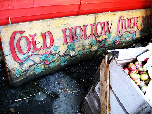 cold hollow sign