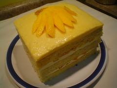 Opera Mango Cake 2