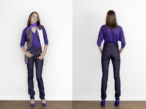 Filippa K ChristySplit Jeans