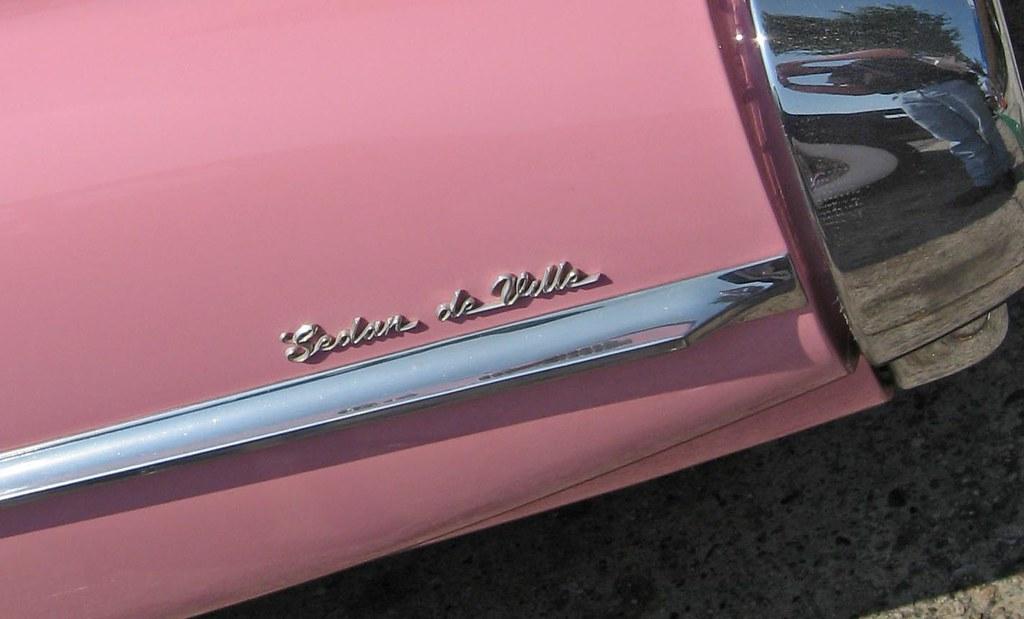 1959 Cadillac Sedan de Ville convertible