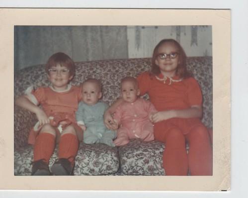 wallace kids 1968