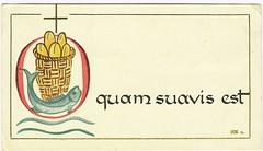 Pascoa ano 1964,eastercard (* angelandim *) Tags: old vintage antique antigo eastercard oldpostcards latim oldcards cartodepascoa vintageeastercard