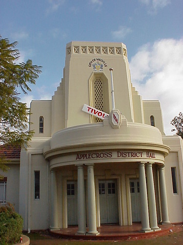 Applecross District Hall, Perth