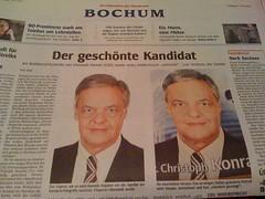 WAZ Bochum: Der geschönte Kandidat