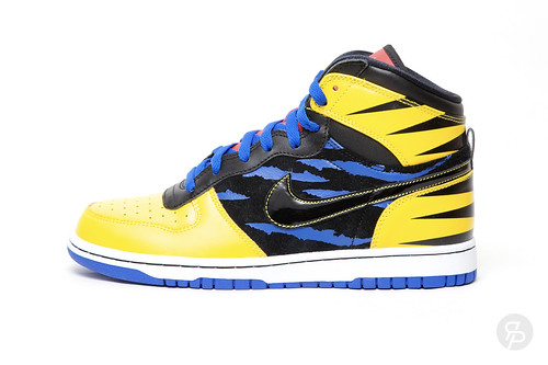 "Big Nike High QK ""X-Men Wolverine"""