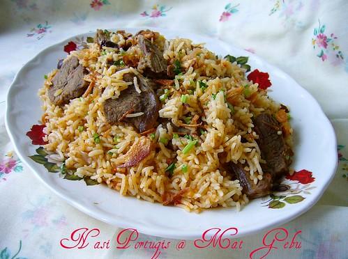 Nasi Portugis