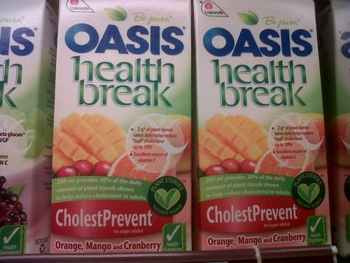 Oasis CholestPrevent by lilasandoz