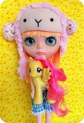 Can i take my pony mommy?