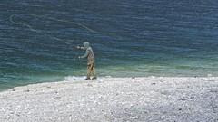 Flyfishing | Walchensee (pepperminded) Tags: lake germany bayern deutschland bavaria see flyfishing trout 169 walchensee seeforelle fliegenfischen 1250 angeln fischen flycasting