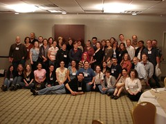 Kid Lit Conference Family Photo