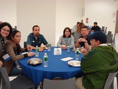 Lunch at SMX Social Media