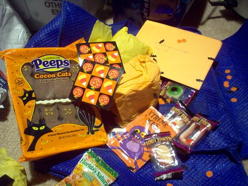 'Weenie SP giftage!