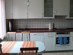 Die Küche ist wieder funktionsfähig 001