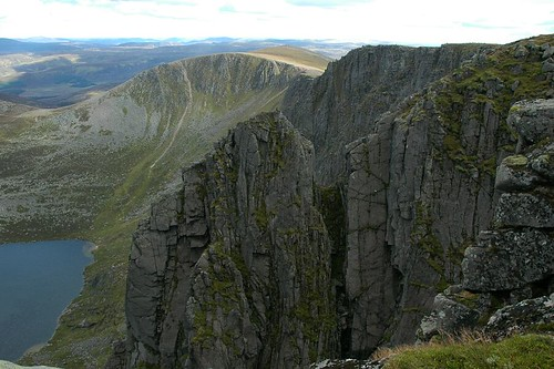 Cliffs of Lochnagar