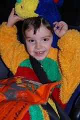 Simon the caterpillar