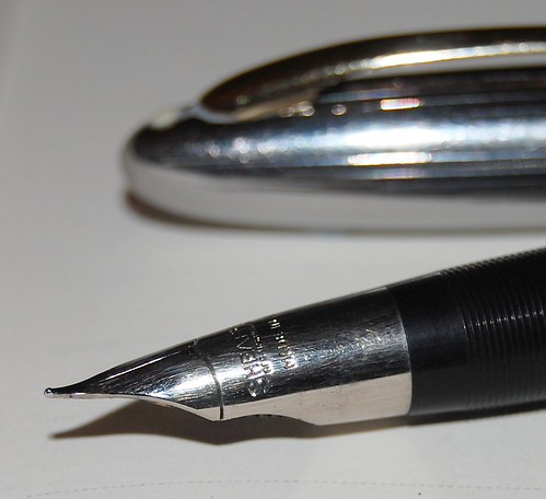 Sheaffer Clipper Snorkel Nib