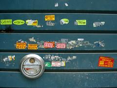 Shutter Stickers