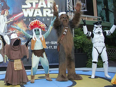 disney ymca star wars