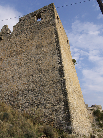Castle Grivas, Greece, S.E. tower.