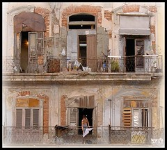 Windows in La Habana (makita ^) Tags: old windows casa decay cuba ventanas fachada makita balcones lahabana supershot mywinners abigfave aplusphoto ltytr1 theperfectphotographer lpwindows